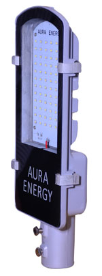 Standalone Solar Street Lights: External Battery - 9W