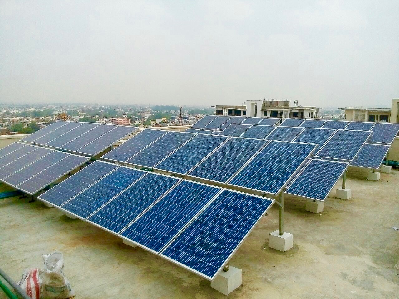 15KW Residential High Rise