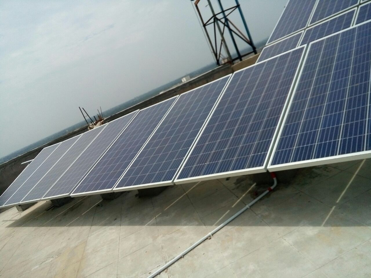 40KW Residential High Rise