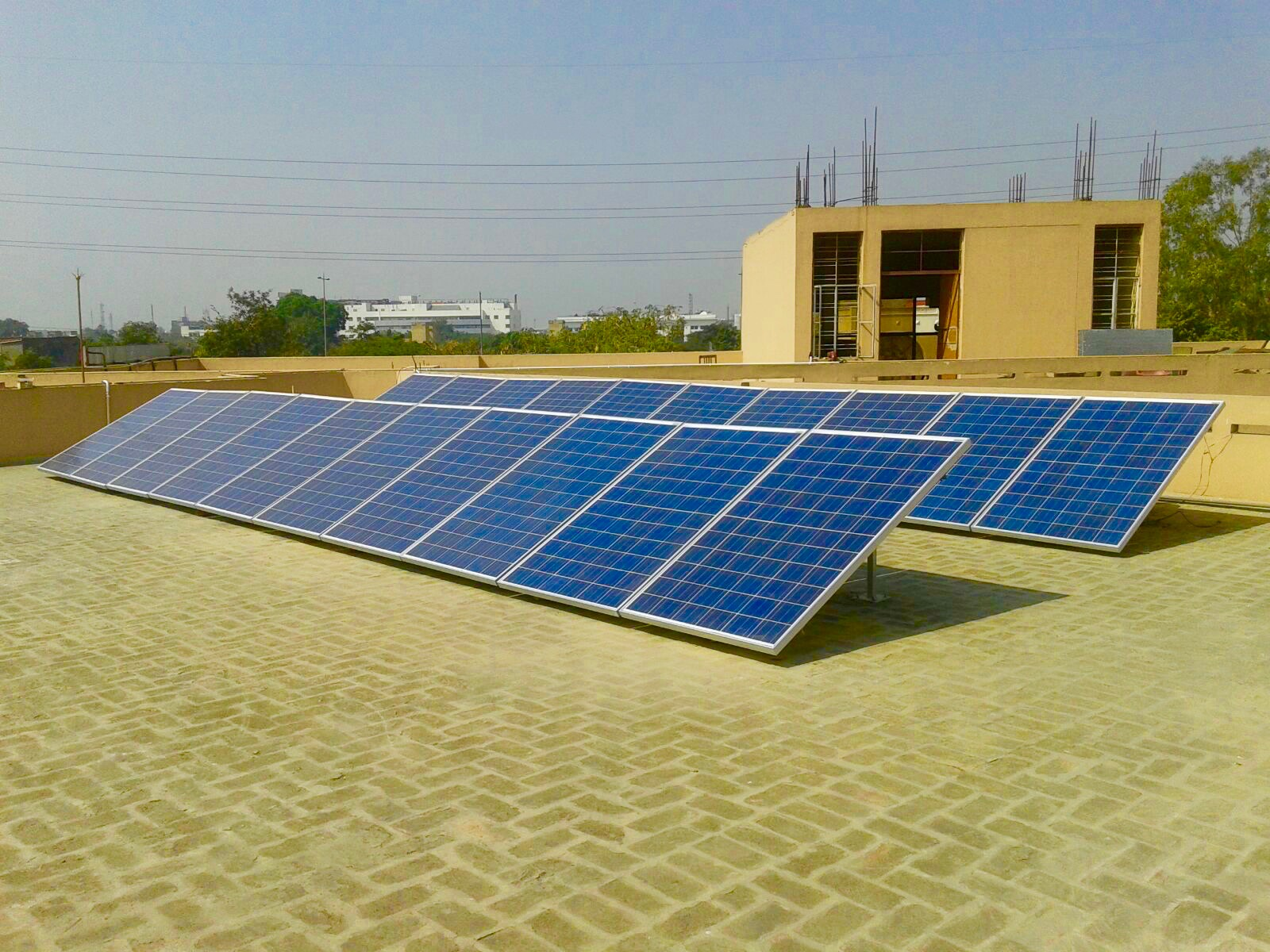 5KW School Rooftop